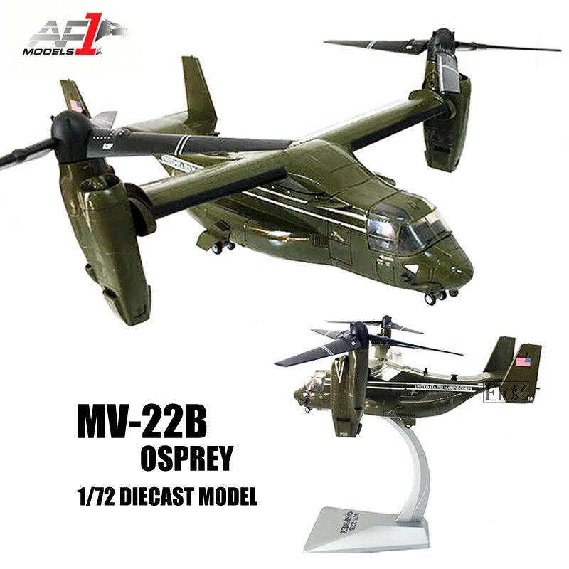 AF1 USA MV-22B OSPREY 1 72 Diecast  plane model aircraft