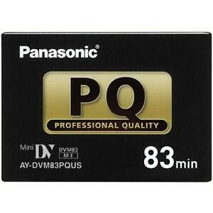 1-Panasonic-PD170-Pro-83-minutes-Mini-DV-tape-for-Sony-VX2000-VX2100-PD150