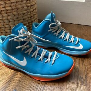Nike KD 5 V Easter Girls Boy's Shoes 7 7Y Youth 4 GS ...