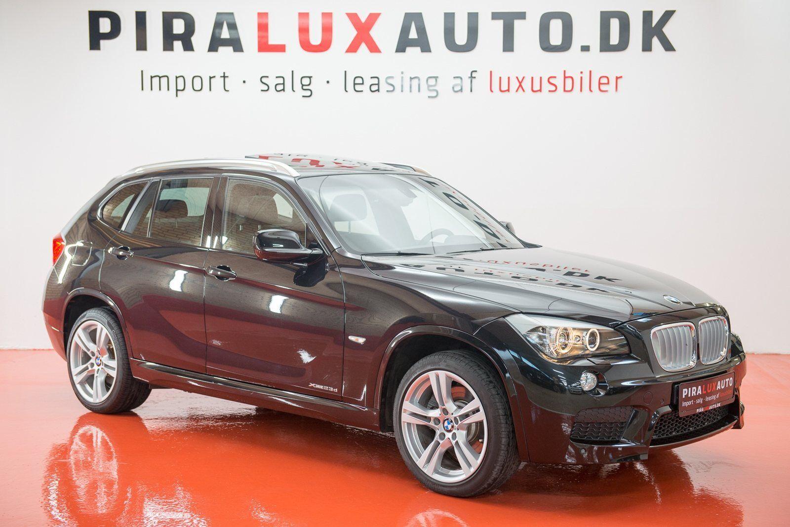 BMW X1 2,0 xDrive23d M-Sport aut. 5d - 279.900 kr.