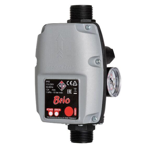 Presscontrol BRIO Regolatore di pressione elettronico autoclave ITALTECNICA