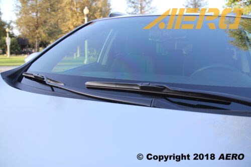 "17/"" OEM Quality Windshield Wiper Blades AERO Hybrid 26/"" Set of 2"