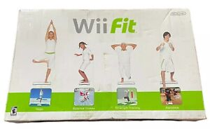 Nintendo-Wii-Fit-Complete-Balance-Board-amp-Game-Tested-Works