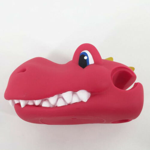 9762 Cover  Scooter  Toy Head Cover PVC  Kopf  Dinosaurier Lustig