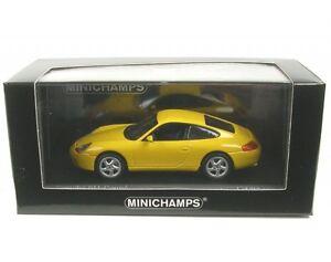 Porsche-911-996-Coupe-Speed-Yellow-1998