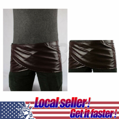 US Attack on Titan Shingeki no Kyojin Scouting Legion Jacket Skirt Belt Cloak mu