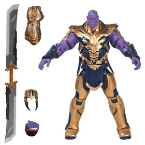 Marvel-Legends-Thanos-8-034-Action-Figure-Avengers-Endgame-Armored-Thanos-Toy