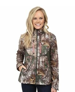 Under-Armour-ColdGear-Infrared-Scent-Control-Camo-Hunting-Jacket-Size-XL-199