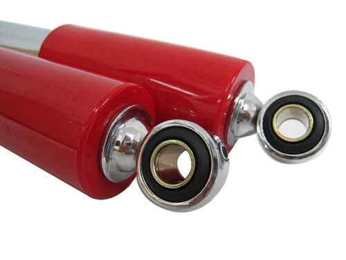 HONDA C100 CA100 C102 C105 CA105T C50 C65 C70 REAR SHOCK ABSORBER CUSHION RED