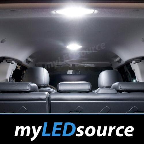 2013-2016 Scion FR-S White Interior LED Lights Package Kit FRS