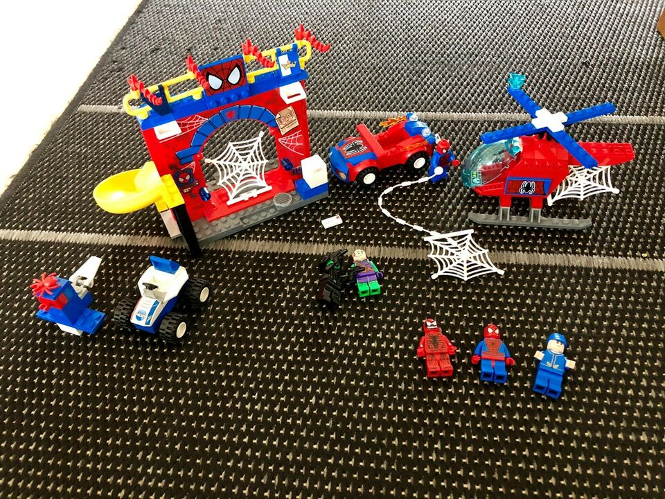 Lego Super heroes, 10687
