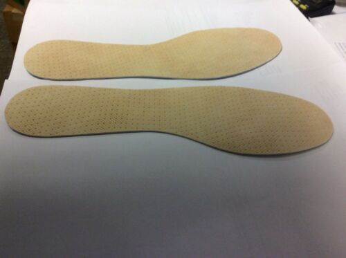 3x PAIRS KIWI SHOE INSOLES SCENTED 6 to 7