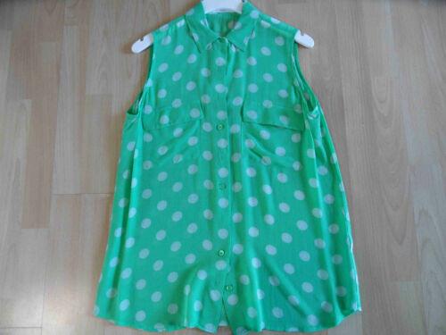 maniche Camicia Chice leggera senza Green Gr Femme Bsu1215 S Patterned qgwU5axgr