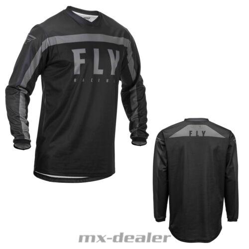 2020 FLY Racing F-16 Trikot Jersey Schwarz MX Motocross Enduro Quad MTB BMX F 16