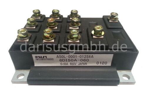 6di50a-060 Fanuc a50l-0001-0125 NEW 1 PC