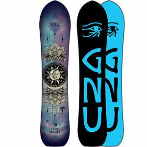 Gnu-Free-Spirit-C3-Damen-Snowboard-Freestyle-Freeride-All-Mountain-2020-NEU