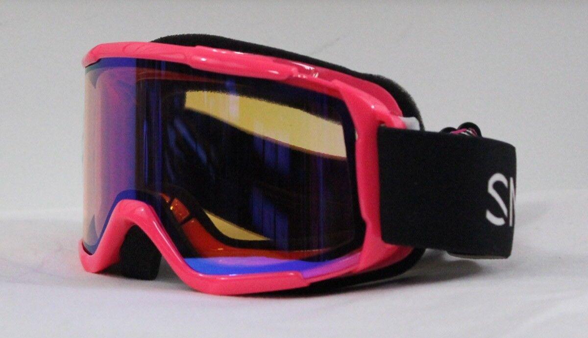 2019 Smith DaROTevil Youth Ski Snowboard Goggles Sensor Rosa Mirror Crazy Rosa Sensor Strike b72a12