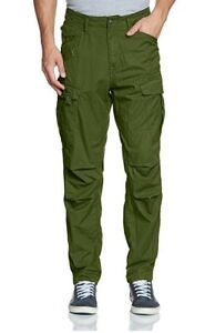 dcb5dcc3465 G Star Raw Rovic Field Tapered Cargo Pant in Bright Green Size W33 ...