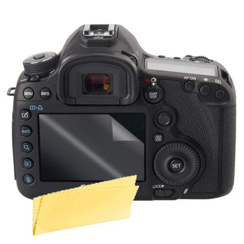 """Paquete De 3 Cámara Film Protector de pantalla para Canon EOS 7D Mark II 3/"""""""