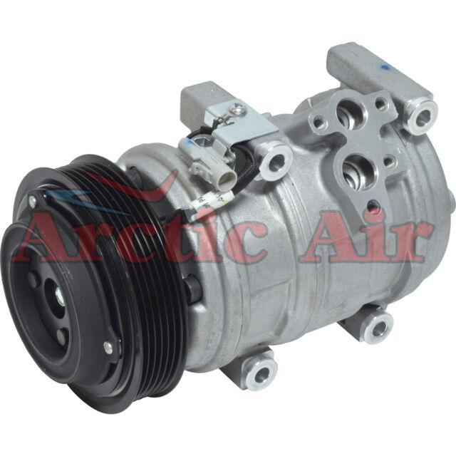 A//C Compressor w// Clutch Fits 04-07 Toyota Sienna 3.3L Toyota Sienna 3.5L 97310