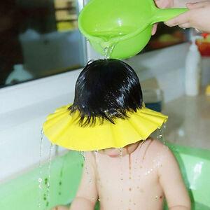Adjustable-Baby-Kids-Children-Shampoo-Bath-Shower-Cap-Hat-Wash-Hair-Shield