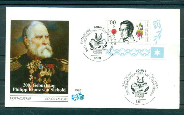 Allemagne - Germany 1996 - Michel n.1842 - Philipp Franz von Siebold