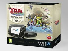 Limited Edition Zelda Wind Waker HD Wii U Console PAL *NEW!* + Warranty!!