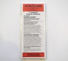 New Quality Horolovar  400 Day Clock Suspension Springs size 0.0033 pk of 3
