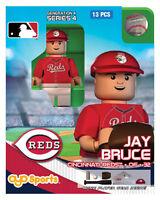 Jay Bruce Oyo Cincinnati Reds Mlb Mini Figure G4