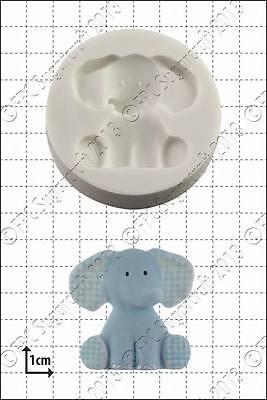Silicone mould Nursery Elephant | Food Use FPC Sugarcraft FREE UK shipping!