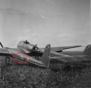 Orig-Foto-Flugzeug-Focke-Wulf-Fw-189-5F-PK-Bjelgorod-1943-Luftwaffe