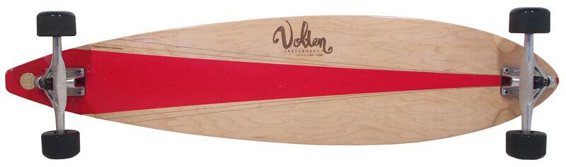 Volten Longboard Rennervate 42 Zoll Powerslide Pro Longboard Series ABEC 7 Lager