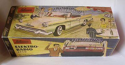 Spielzeug Repro Box Schuco Elektro Radio Packard 5710 Dinge FüR Die Menschen Bequem Machen Blechspielzeug