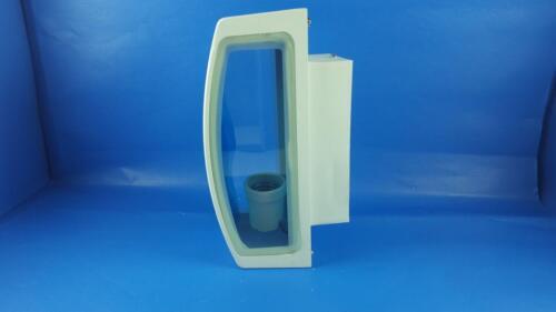 Lampada a Muro Per Esterno Giardino IP65 max 60w E27 Vetro Bianco Nero Grigio