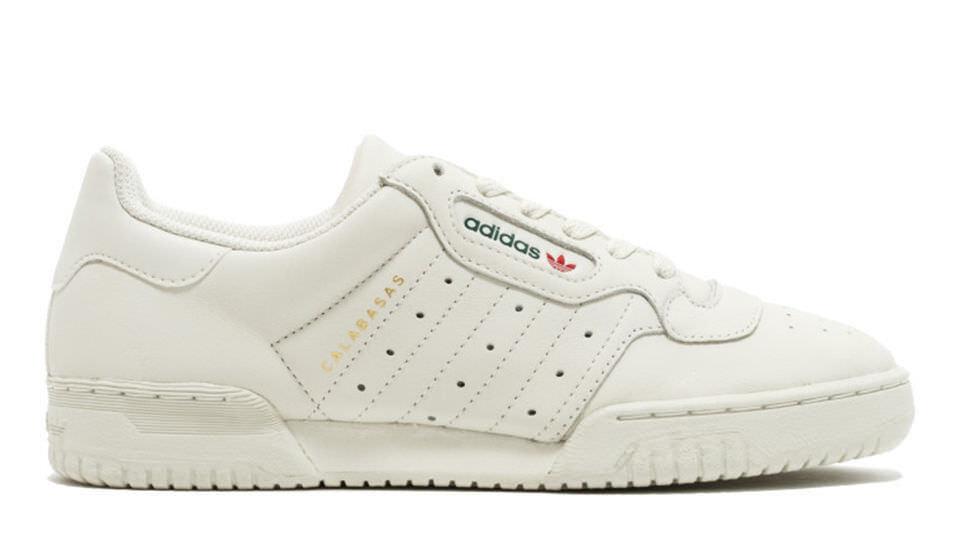 Adidas Yeezy Powerphase Calabasas Kanye West 350 White CQ1693 Comfortable
