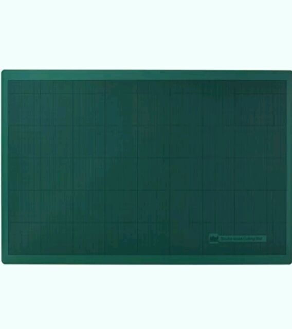 2 X  West  Double Sided Cutting Mat A3