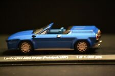 Lamborghini Jalpa Spyder Prototype 1987 Limited In Scale 143 See Description