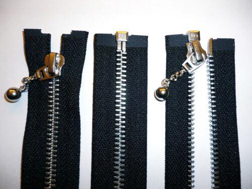 ykk, extremo abierto ovillos /& cadena zieher metal Cremallera Medium peso