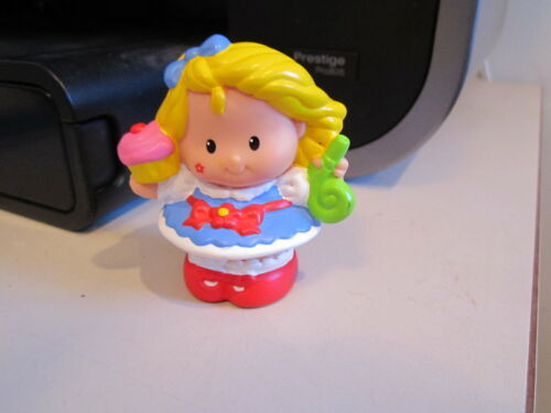 Fisher Price Little People Musical Birthday Party Sara Sarah Lynn present house