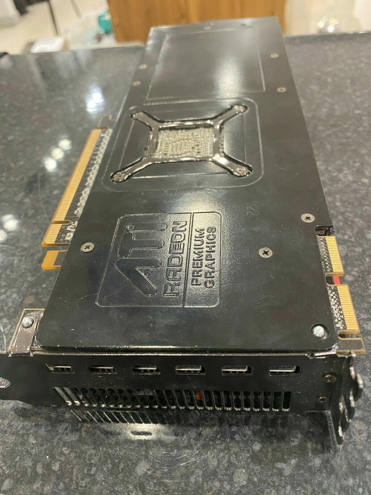 Sapphire HD 5870 1gb PCI-e Graphics Card
