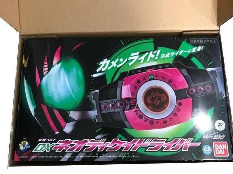 NEW Kamen Rider Zi-O DX NEO DECADE DRIVER DECADRIVER Belt Kamen Rider Decade