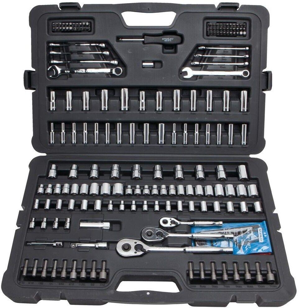 Stanley Mechanics Tool Set (201-Piece)