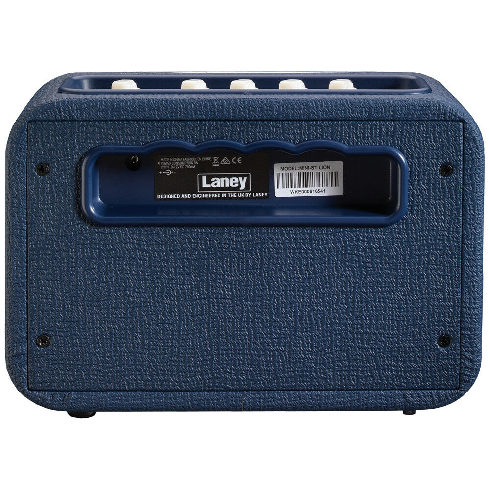 Laney Lionheart Mini-St-León alimentado por batería Amplificador Estéreo Amplificador Amplificador Amplificador Combo De Guitarra f46238
