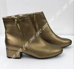 Marks \u0026 Spencer Ladies Block Heel Ankle
