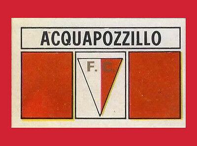 SCUDETTO SERIE B CALCIATORI PANINI 1969//70 VARESE RECUPERO