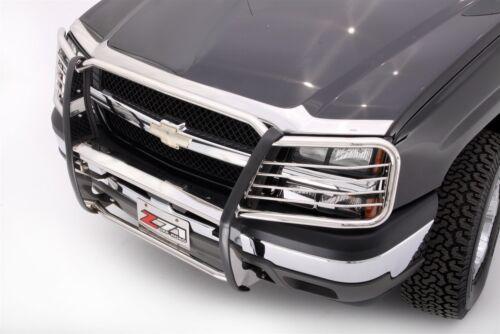 Hood Stone Guard-Aeroskin Smoke fits 03-05 Chevrolet Silverado 1500