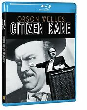 CITIZEN KANE :70th Anniversary-  Blu Ray - Sealed Region free for UK