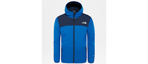 wide selection of colours and designs pick up picked up Details about New The North Face Boy's Elden Rain Triclimate® Jacket  Turkish Sea Size S