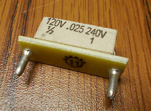 KB/KBIC DC Motor Control Horsepower/HP Resistor #9841 Fixed shipping for US