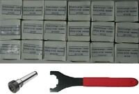 Mt2 Er32 Chuck+18 Pcs Er32 Collets+spanner -